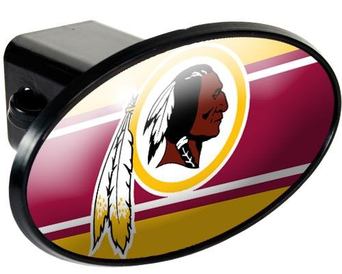 NFL Washington Redskins Trailer Hitch Cover (Travel Trailer Fan compare prices)