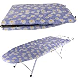 Table Top Folding Travel Ironing Board Camping Portable