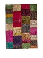 CarpeTrade Alfombra Vintage Persian Collage (Multicolor)