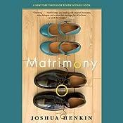 Matrimony | [Joshua Henkin]