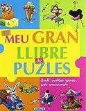echange, troc  - El meu gran llibre de puzzles