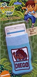 Go Diego Go I Sox Mp3 Player Case