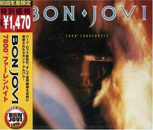 Bon Jovi - 7800º Fahrenheit - Zortam Music