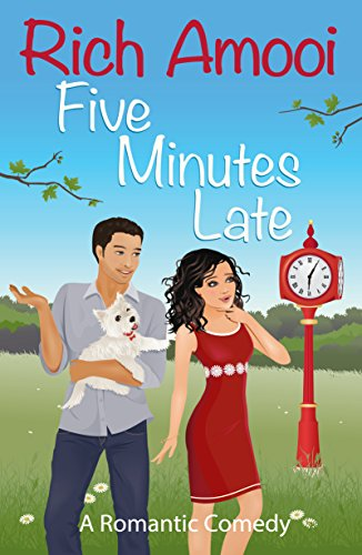 Five Minutes Late by Rich Amooi ebook deal