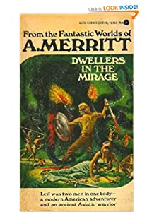 Dwellers in the Mirage by Abraham Merritt