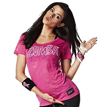 Buy Zumba Fitness Groove for the Cure Crew Neck by Zumba Fitness