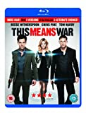 This Means War (Blu-ray + Digital Copy) [Region Free]