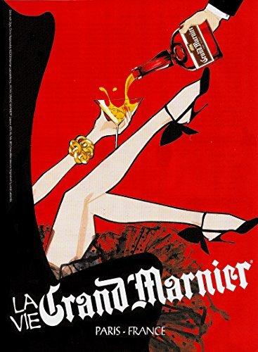 Grand Marnier La Vie Legs Ad, 2009