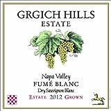 2012 Grgich Hills Estate Napa Valley Fumé Blanc 750 mL