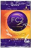 FC Reality Female Condom Non-Latex 5 condoms