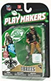 51Mw9 ZLwjL. SL160  McFarlane Toys NFL Playmakers Series 1 Action Figure Drew Brees