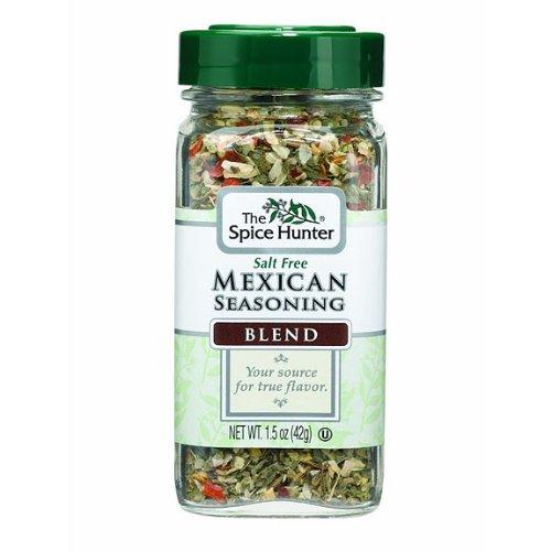 Spice Hunter,Mexican Seasoning, 6 - 1.5 Ounce Jars