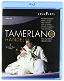 echange, troc Tamerlano, de Georg Friedrich Haendel (Teatro Real, Madrid 2008) [Blu-ray]