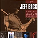 Original Album Classics : Rough & Ready / Jeff Beck Group / Blow by Blow / Wired / With the Jan Hammer Group (Coffret 5 CD)