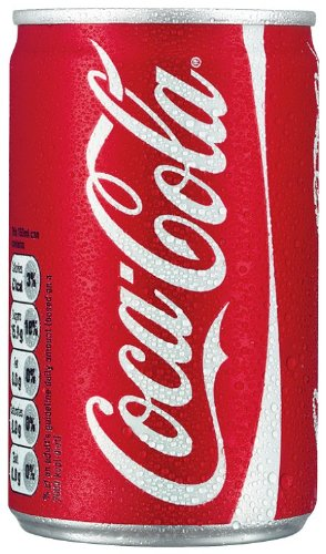 Coca Cola Can 150 Ml (Pack of 24)