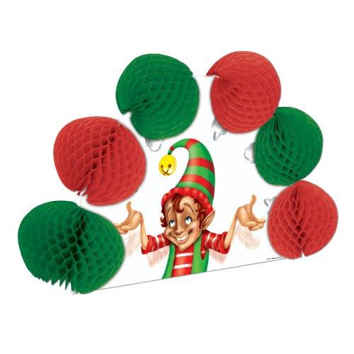 Elf Pop-Over Centerpiece Party Accessory (1 count) (1/Pkg)