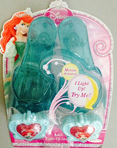 Disney Ariel Light-Up Dress-Up Shoes