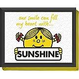 Creative Tops Mr. Men Little Miss Sunshine Lap Tray Multi-Colour