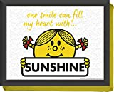 Creative Tops Mr. Men Little Miss Sunshine Lap Tray, Multi-Colour