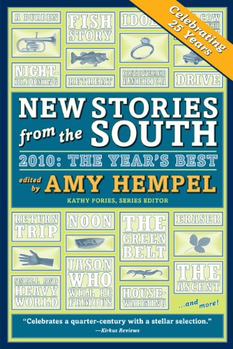 New Stories from the South 2010: The Year