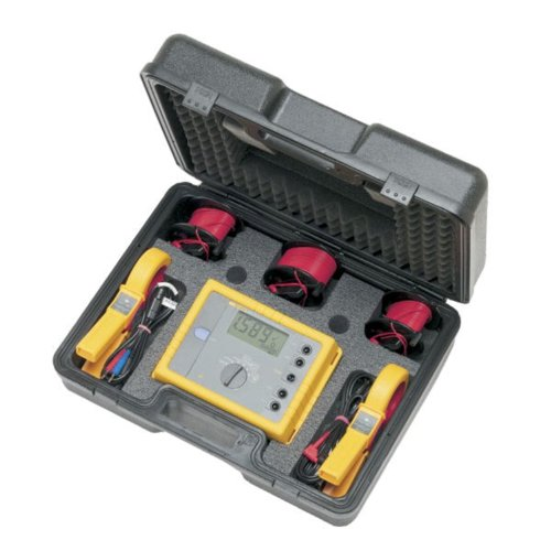 Fluke 1623 Kit Basic Geo Earth Ground Testers Kit