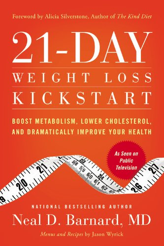 Image for 21-Day Weight Loss Kickstart: Boost Metabolism, Lower Cholesterol, and Dramatically Improve Your Health