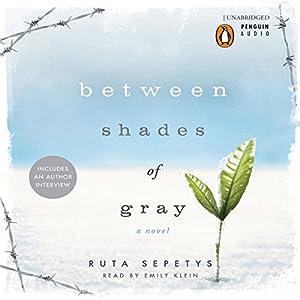 Between Shades of Gray Audiobook
