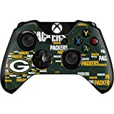 Skinit NFL Green Bay Packers Xbox One Controller Skin - Green Bay Packers Blast Design - Ultra Thin, Lightweight Vinyl Decal Protection