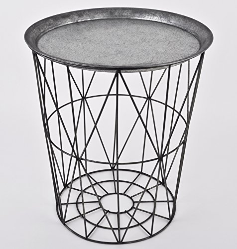 Beistelltisch metall  beistelltisch metall rund – Com.ForAfrica