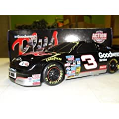 Dale Earnhardt GM Goodwrench Plus #3 Bank 1997 Monte Carlo Action Racing 1:24... by NASCAR Action Racing Collectibles