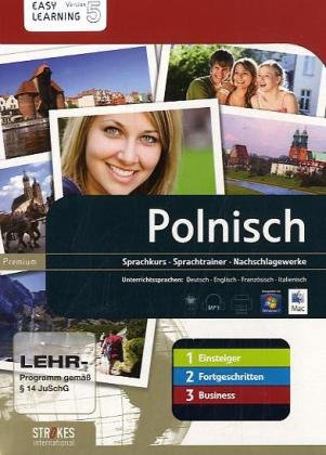 Strokes Polnisch 1+2+Business Komplettpaket Version 5.0