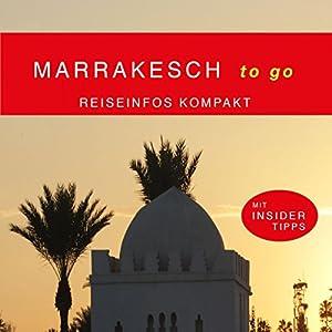 Marrakesch to go Hörbuch