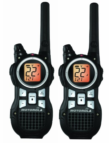 Motorola MR350 TalkAbout 35-Mile 22-Channel FRS/GMRS Two-Way Radio (Pair)