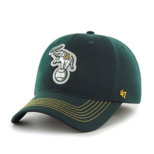 oakland-athletics-47-brand-mlb-game-time-stretch-fit-hat-chapeau-alternate-logo