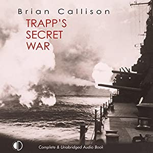 Trapp's Secret War Audiobook