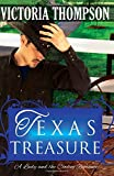 Texas Treasure (A Lady and the Cowboy Romance )