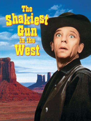 Amazon.com: The Shakiest Gun in the West: Don Knotts, Barbara Rhoades