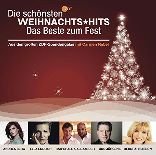 Zdf - die Schönsten Weihnachts Hits - das Beste zu hier kaufen