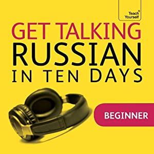 Get Talking Russian in Ten Days | [Rachel Farmer]
