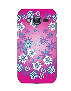 Pick Pattern Back Cover for Samsung Galaxy J2 (MATTE)