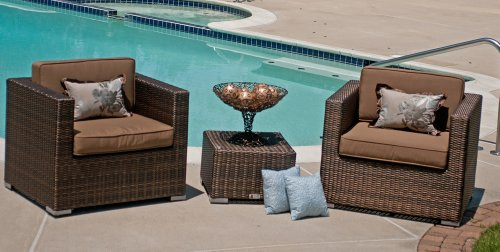 Patio Furniture: The Taryn Collection All Weather Wicker