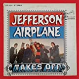 JEFFERSON AIRPLANE Takes Off LP Vinyl VG+ Cover VG RCA Victor LSP 3584 1stP 3rdV
