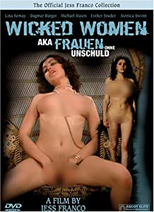 Wicked Women aka Frauen ohne Unschuld (1977) (Region 2) (DVD) (PAL) (UK Format) (European Release)