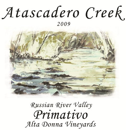 2009 Atascadero Creek Primitivo 750 Ml