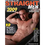 Naked Straight Men 2009 Calendar