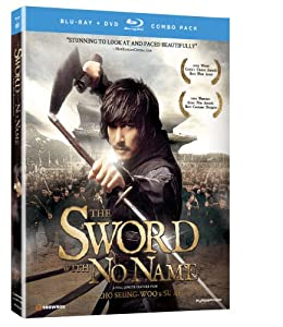 The Sword With No Name (Blu-ray/DVD Combo)