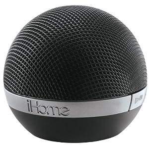 iHome iDM8B Bluetooth Wireless Speaker