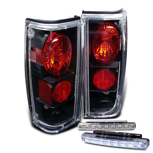 Eautolights S10 S15 Blazer Jimmy Sonoma Tail Lights + LED Bumper Fog Brand New