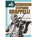 Stephane Grappelli: Live in San Francisco ~ Carlos N. Broullon