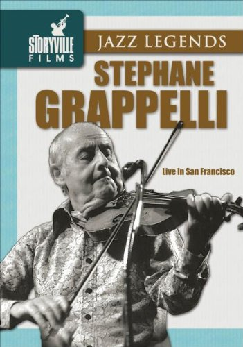 Stephane Grappelli - Live In San Francisco [DVD] [2007]